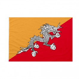 Bandiera Bhutan