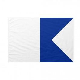 Bandiera Codice Internazionale Nautico ALPHA