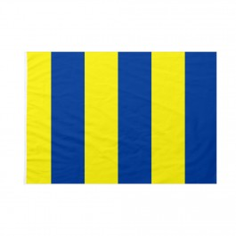 Bandiera Codice Internazionale Nautico GOLF
