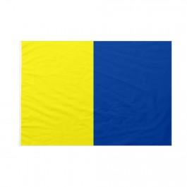 Bandiera Codice Internazionale Nautico KILO