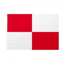 Bandiera Codice Internazionale Nautico UNIFORM