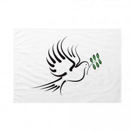 Bandiera Colomba della pace