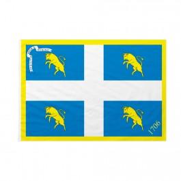 Bandiera Comune di Torino