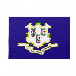 Bandiera Connecticut