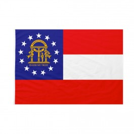 Bandiera Georgia (USA)