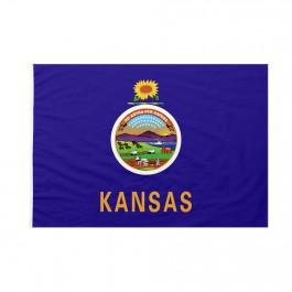 Bandiera Kansas