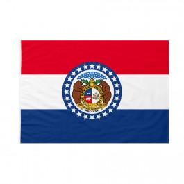 Bandiera Missouri
