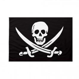 Bandiera Pirati dei Caraibi Jolly Roger Calico Jack Rackham