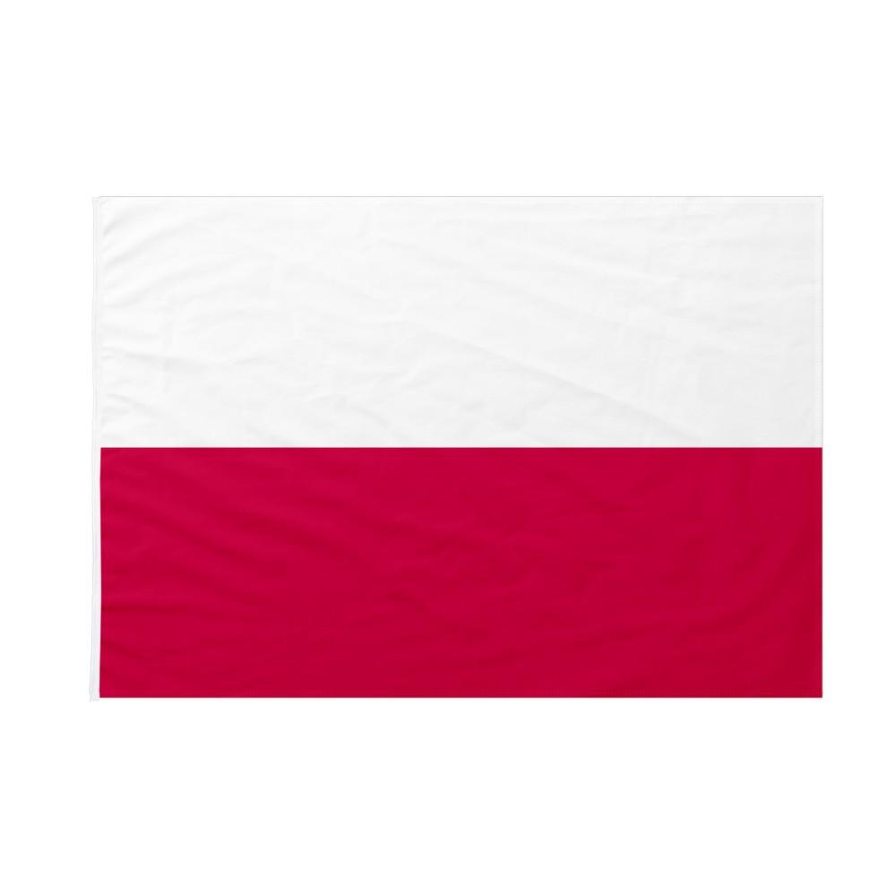 Bandiera da pennone Cristallo Rosso 50x75cm