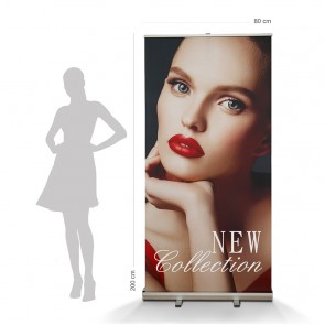 Roll-up personalizzato