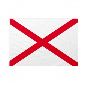 Bandiera Alabama