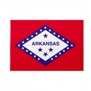 Bandiera Arkansas Missouri