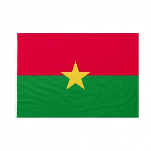 Bandiera Burkina Faso