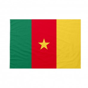 Bandiera Camerun