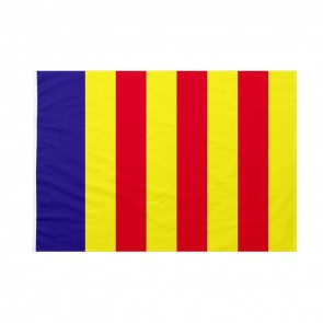 Bandiera Comune di Salerno