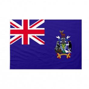 Bandiera Georgia del Sud e isole Sandwich meridionali