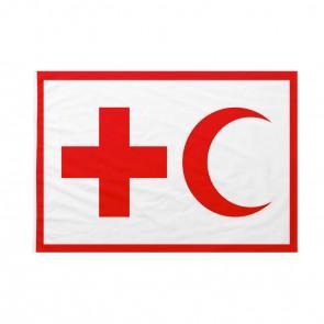 Bandiera IFRC Federazione Internazionale della Società di Croce Rossa