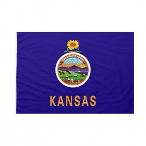 Bandiera Kansas