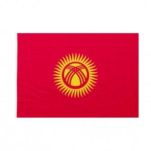 Bandiera Kirghizistan