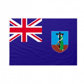 Bandiera Montserrat