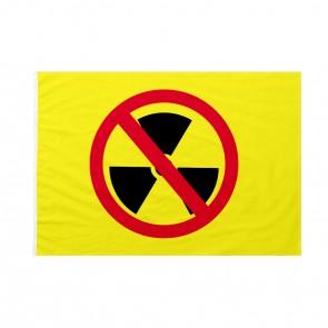 Bandiera No al nucleare