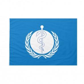 Bandiera Organizzazione mondiale per la Sanità OMS