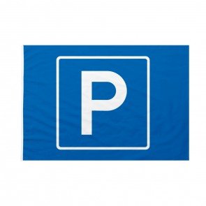 Bandiera Parcheggio