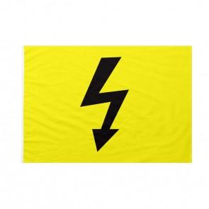 Bandiera Pericolo alta tensione