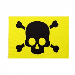 Bandiera Pericolo di morte