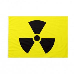 Bandiera Pericolo radiazioni