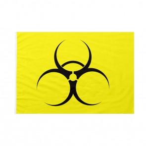 Bandiera Pericolo rischio biologico