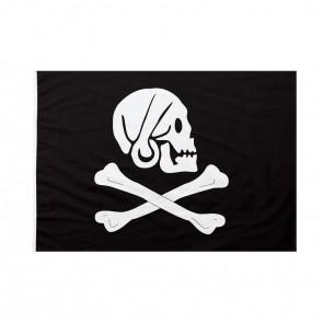 Bandiera Pirati Henry Avery nera