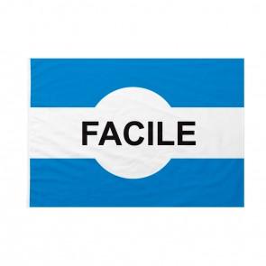 Bandiera Pista sci Facile
