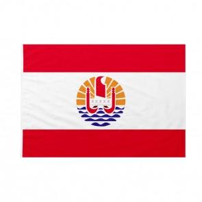 Bandiera Polinesia Francese