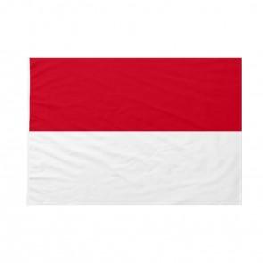 Bandiera Principato di Monaco