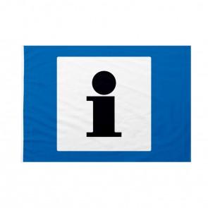 Bandiera Punto informazione