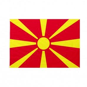 Bandiera Repubblica di Macedonia