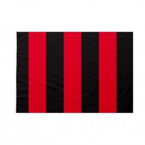 Bandiera Rosso Nera