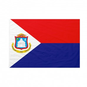 Bandiera Saint-Martin