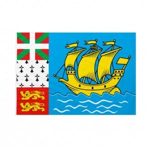 Bandiera Saint-Pierre e Miquelon