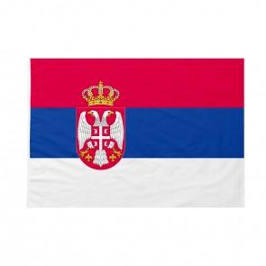Bandiera Serbia