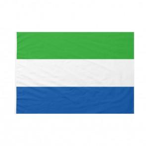 Bandiera Sierra Leone