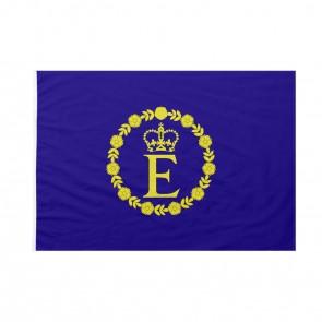 Bandiera Stendardo Regina Elisabetta II