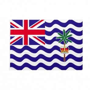 Bandiera Territorio Britannico dell'Oceano Indiano