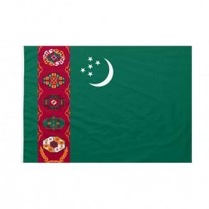 Bandiera Turkmenistan