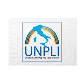 Bandiera UNPLI Unione Nazionale delle Pro Loco d'Italia