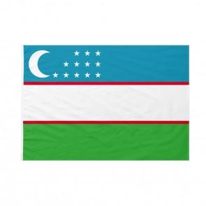 Bandiera Uzbekistan