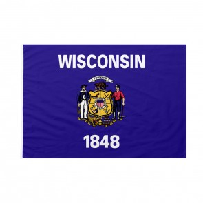 Bandiera Wisconsin
