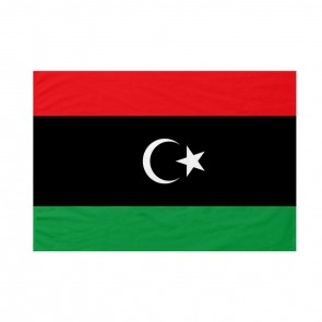 Bandiera Libia 70x105 cm da bastone