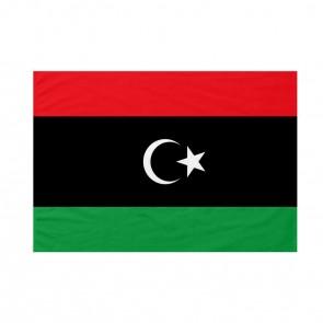 Bandiera Libia 20x30 cm da bastone